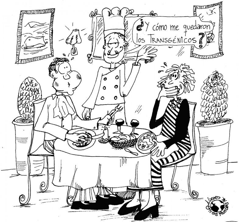 ComiendoTransgénicos