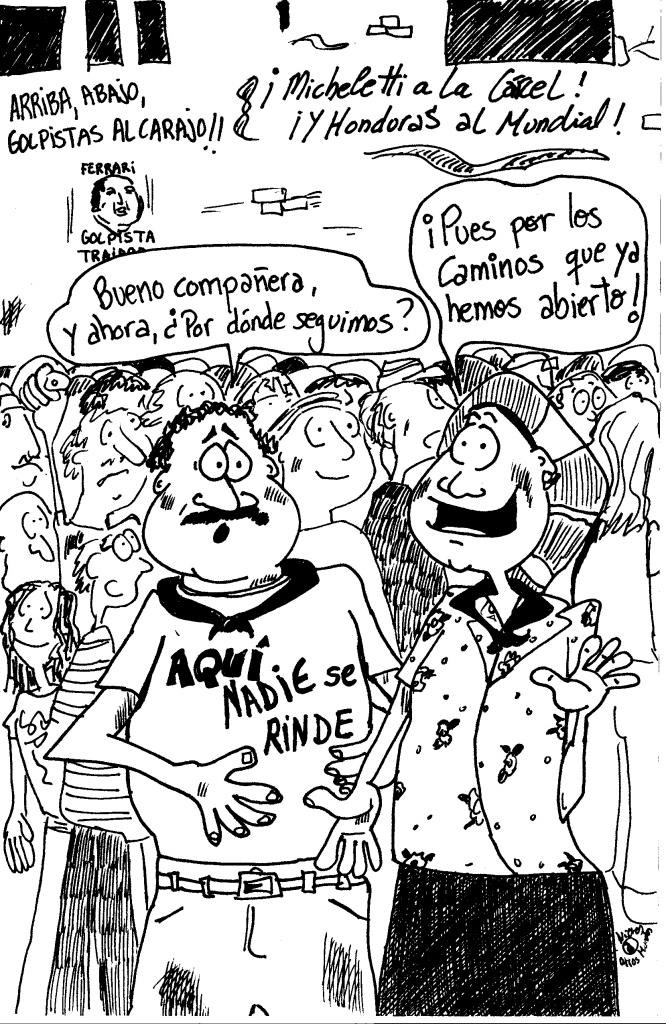 HondurasSigue