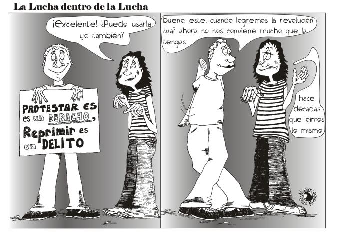 LaLuchadentrodelalucha