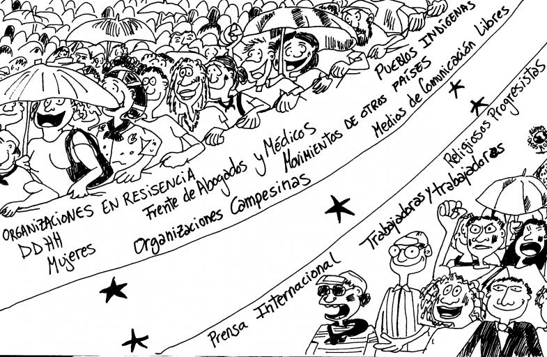 PuebloenlaCalleHonduras