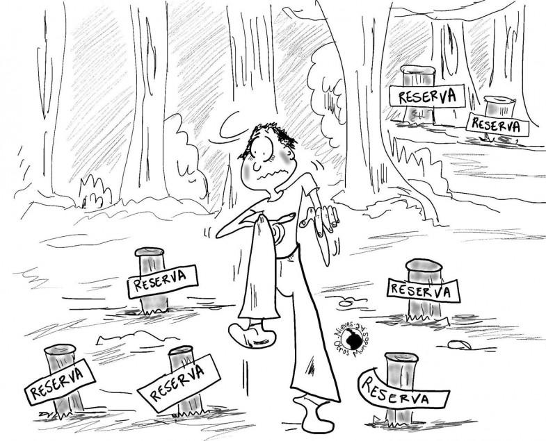 Diseccionar el territorio