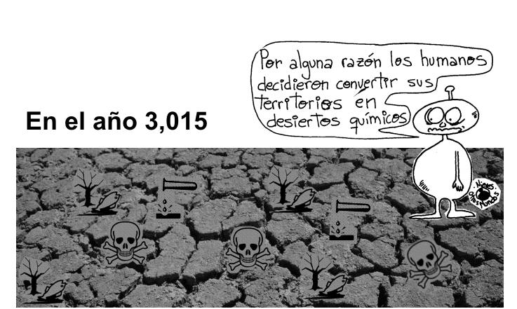 Contaminación irreversible